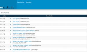 Control de gastos en las pymes - captura del programa de gestión comercial CRM online para pymes